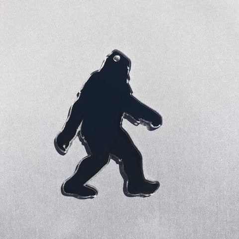 Bigfoot Acrylic Shape - CraftChameleon
