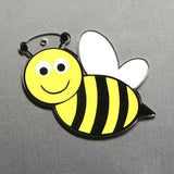 Cute Bee Acrylic Blank Shape