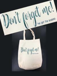 Don't Forget Me! Digital Design - CraftChameleon