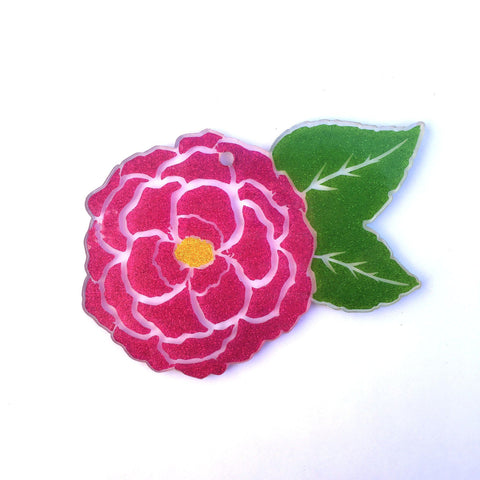 Flower Acrylic Shape - CraftChameleon