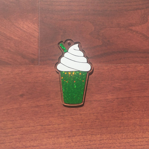 Cold Drink/Frappuccino Cup Shaped Acrylic - CraftChameleon  - 1