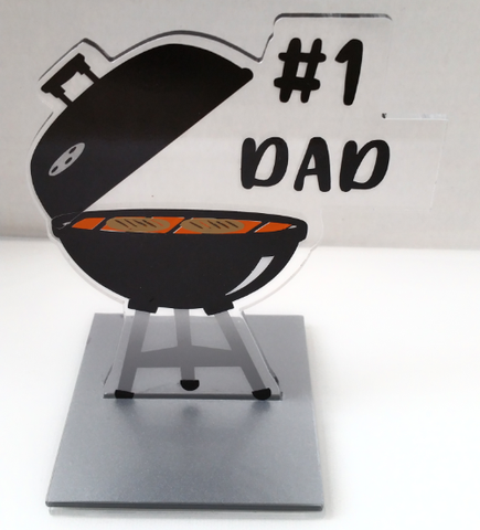 Award Shapes ~ Father's Day ~ Multiple Styles