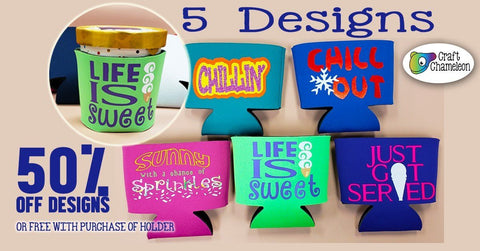 Ice Cream Holder Wordart Digital Design
