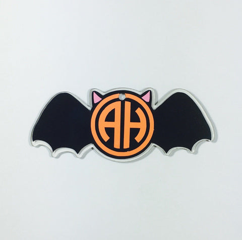Halloween Bat Acrylic Shape - CraftChameleon  - 1