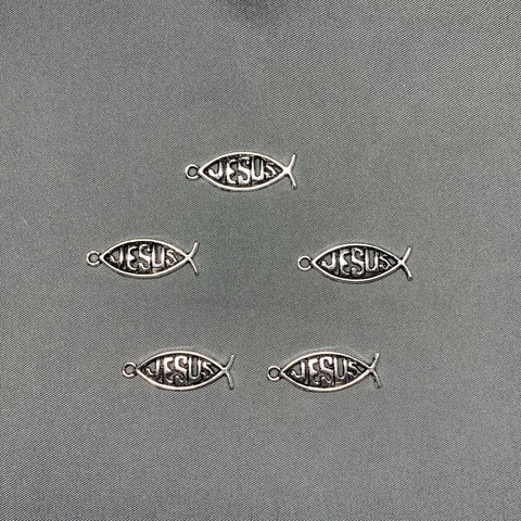 Christian Fish Charms
