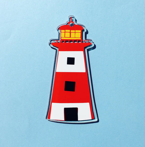 Lighthouse Acrylic - CraftChameleon  - 1