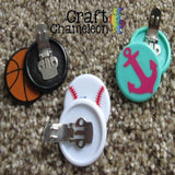 DIY Alta-Caps Shoe Clip Kit - CraftChameleon  - 4