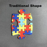 Acrylic Puzzle Pieces ~ Multiple Styles - CraftChameleon