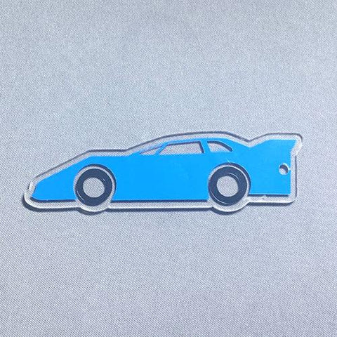 Race Car Acrylic Blank Shape