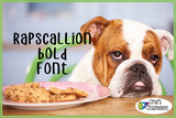 Rapscallion Font ~ Multiple Styles