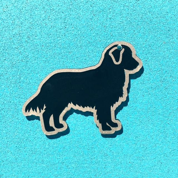 Retriever Dog Acrylic Shape - CraftChameleon  - 1
