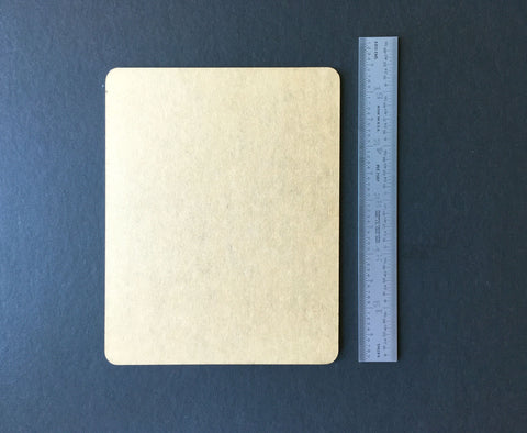CSD  Acrylic Blank Rectangle ~ 4.5 x 5.5