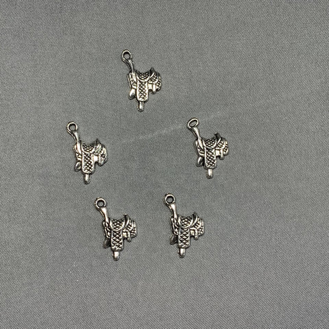 Horse Saddle Charms