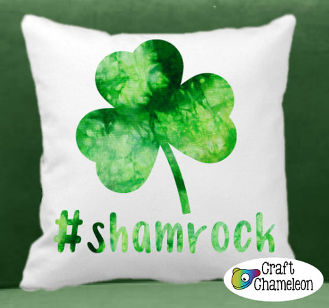 #Shamrock Sublimation Digital Design