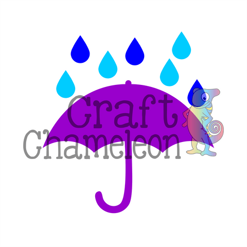Umbrella Digital Design - CraftChameleon