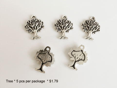 Tree Charms - CraftChameleon