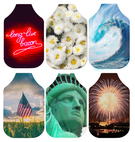 Neoprene Hand Sanitizer Sublimation Design Only