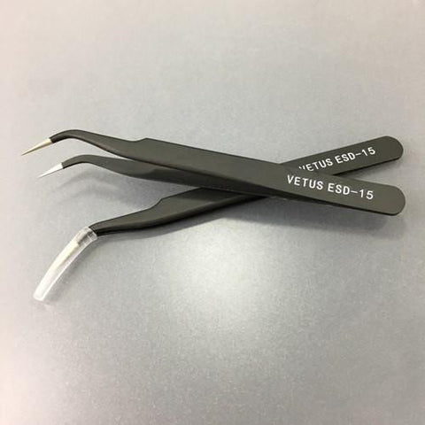 Pointed Weeding Tweezers - CraftChameleon