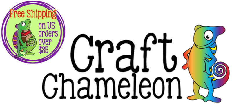 Craft Chameleon Acrylic Embroidery Blanks Vinyl Craft Supplies