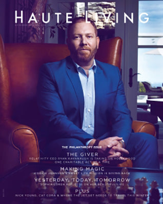 Haute Living LA Nov-Dec 2014