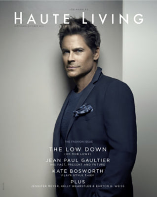 Haute Living LA Sept-Oct 2014