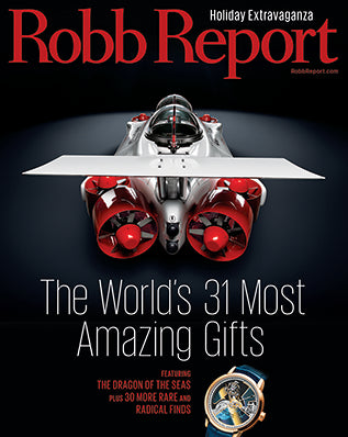 Robb Report Dec 2015