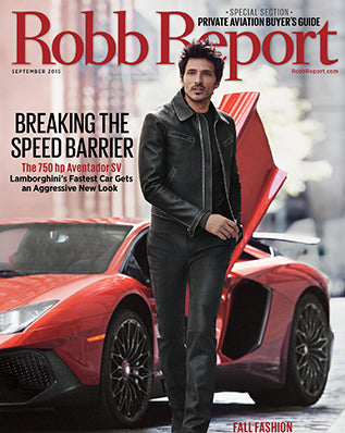 Robb Report Oct 2015