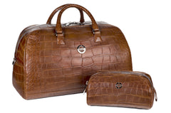 Cognac Alligator