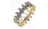 Three Way Eternity Ring