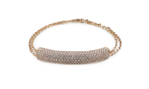 Diamond Collar Bracelet