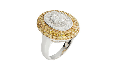 Heiress Signet Ring