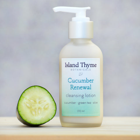 Cucumber Renewal Cleansing Lotion