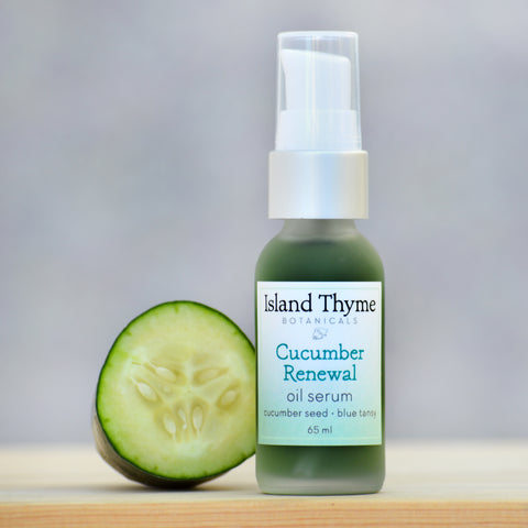 Cucumber Renewal Oil Serum
