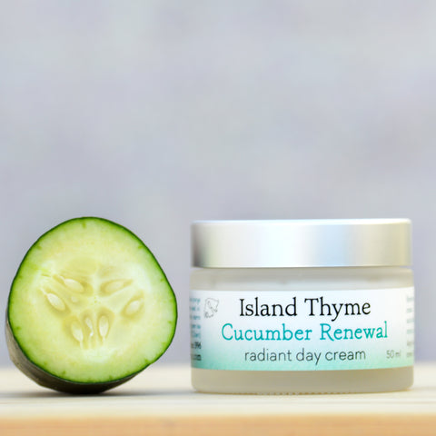 Cucumber Renewal Radiant Day Cream