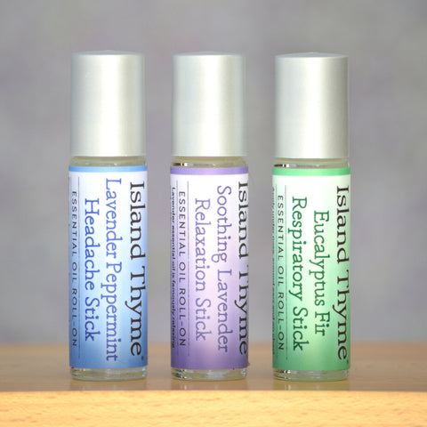 Essential Oil Therapy Trio