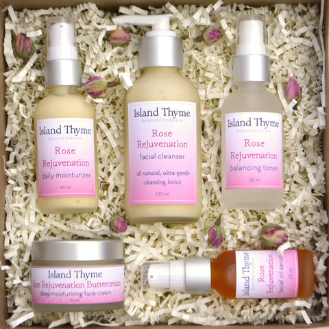 Rose Rejuvenation Complete Set