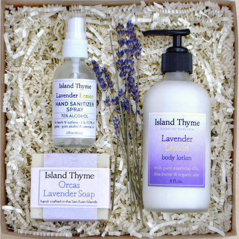 Lavender Lemon Essentials