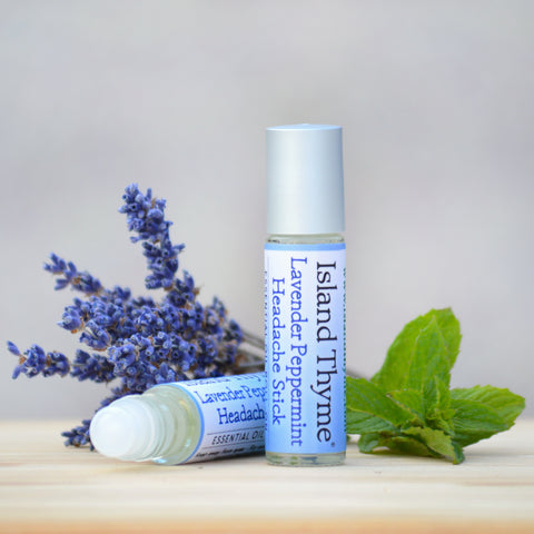 Lavender Peppermint Headache Stick