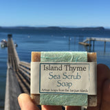 Sea Scrub Soap