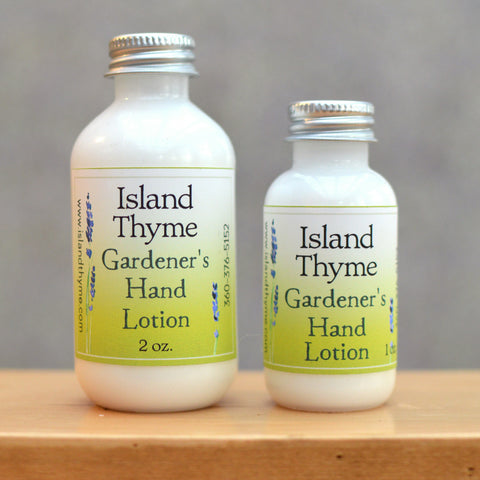 2 oz Gardener's Hand Lotion