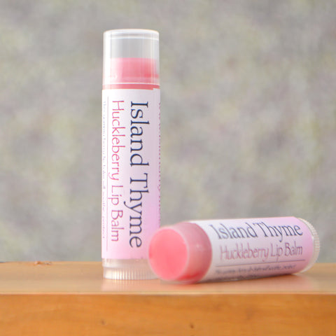 Huckleberry Lip Balm