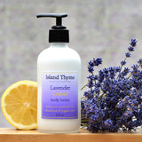 Lavender Lemon Lotion