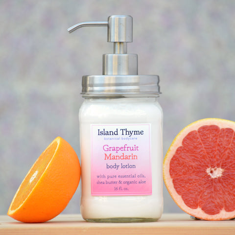 Grapefruit Mandarin Lotion
