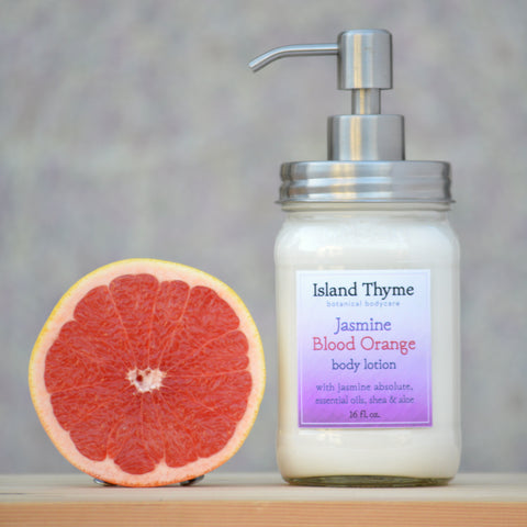 Jasmine Blood Orange Lotion