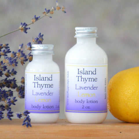 2 oz Lavender Lemon Lotion