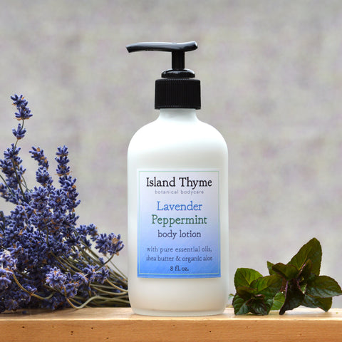 Lavender Peppermint Lotion