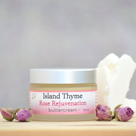 Rose Rejuvenation Buttercream
