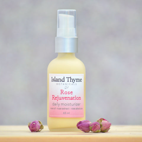Rose Rejuvenation Daily Moisturizer