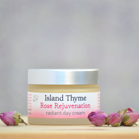 Rose Rejuvenation Radiant Day Cream