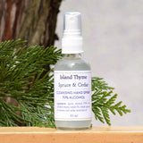 Spruce & Cedar <br>70% Alcohol Hand Cleansing Spray